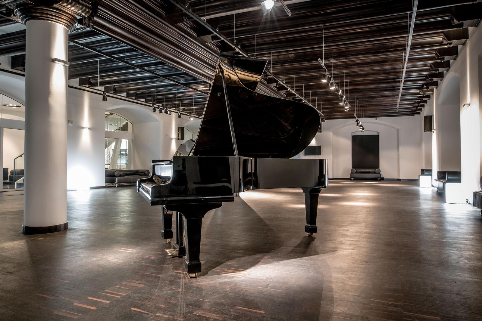 Opera na Zamku akustyka architektoniczna