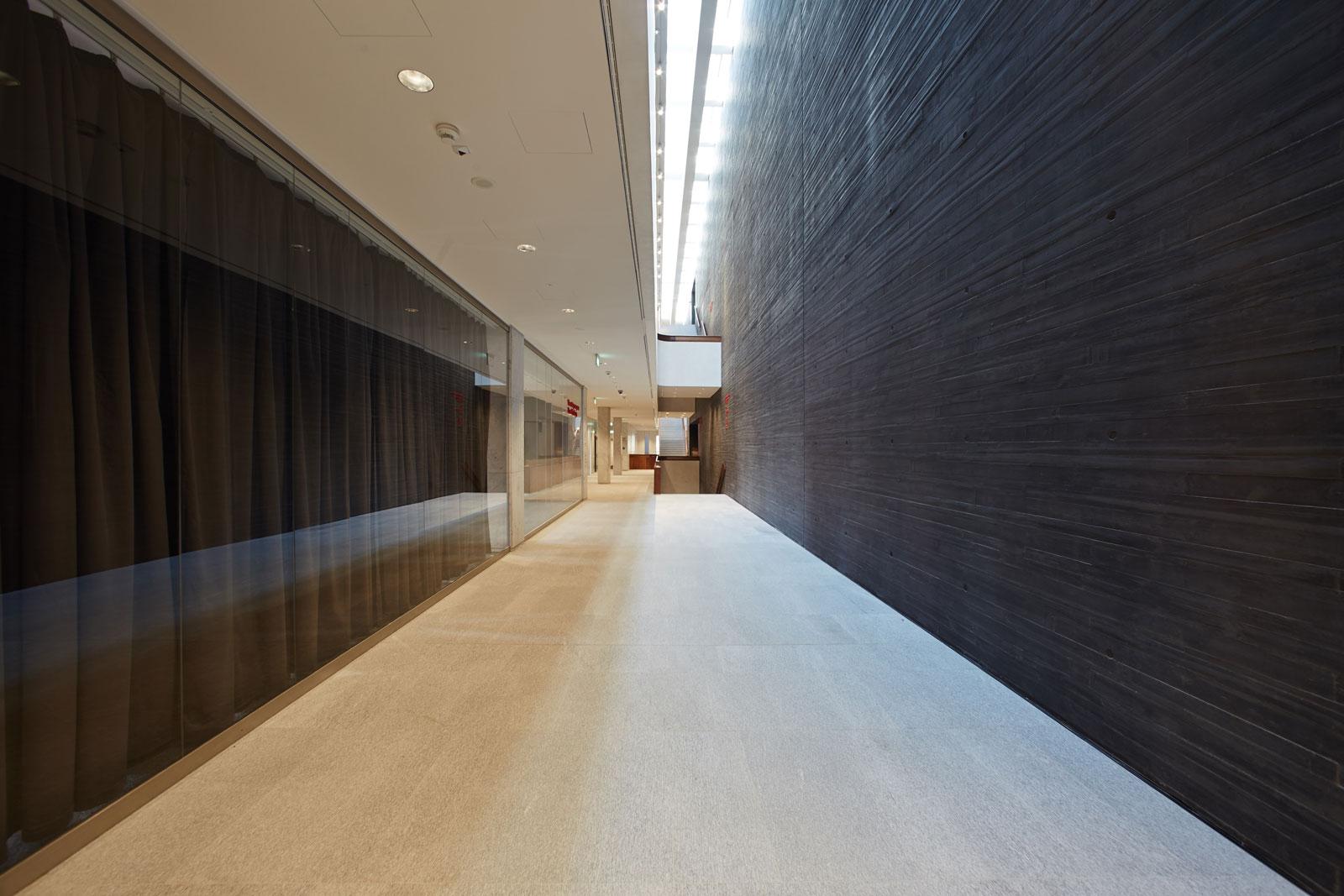 NOSPR korytarz
